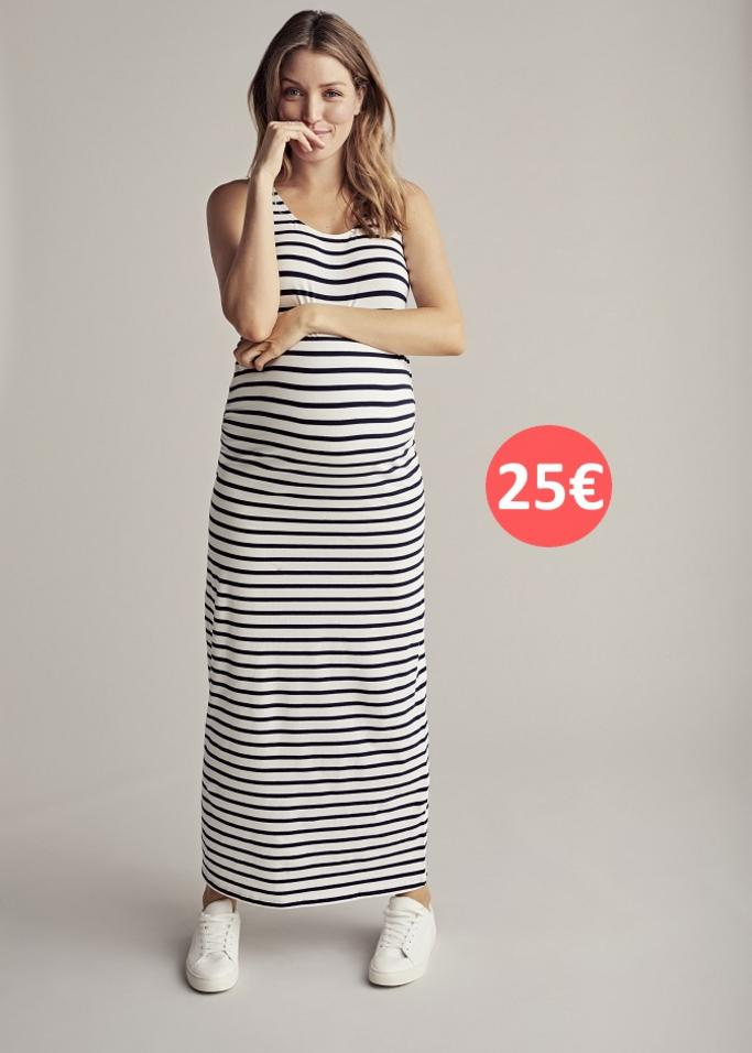 Mamalicious Long Maternity dress